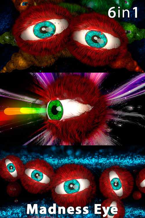 Madness Eye (6in1)