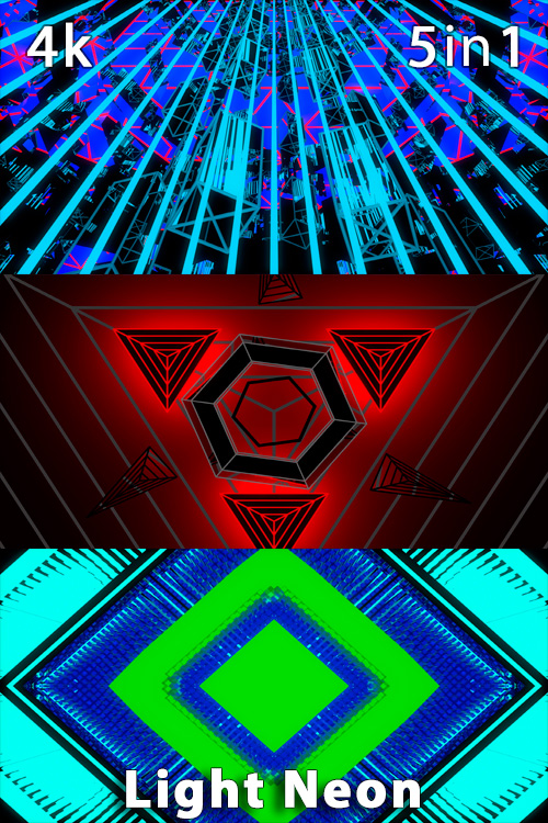 Light Neon 4K (5in1)
