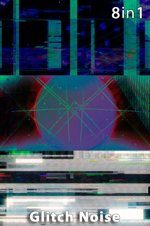 Glitch Noise (8in1)