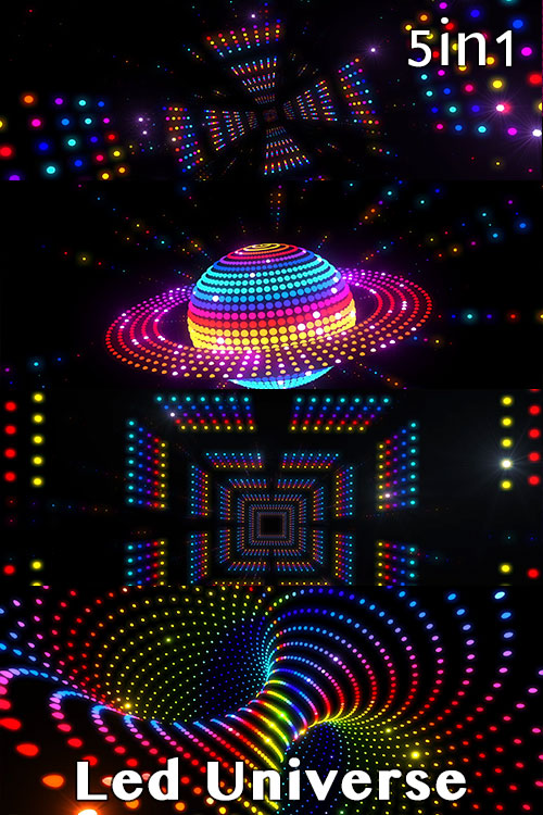 Led Universe (5in1)